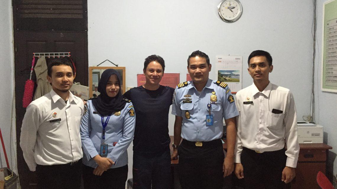 Clandestin en Indonésie
