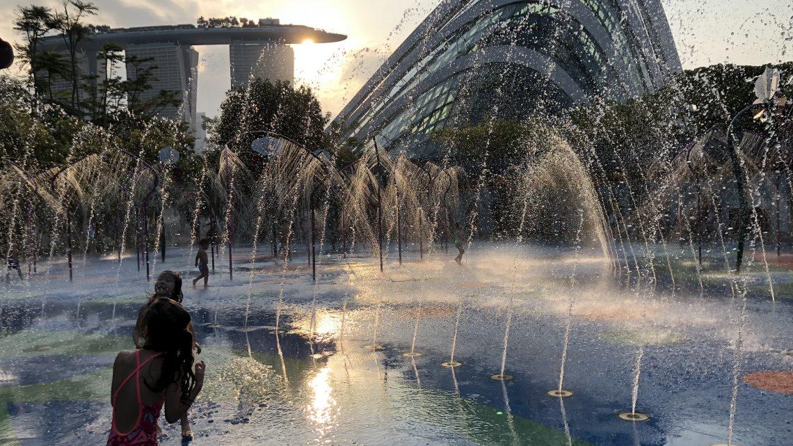 Trop peu de jours à Singapour