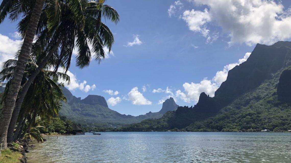 Atterrissage en douceur en Polynésie