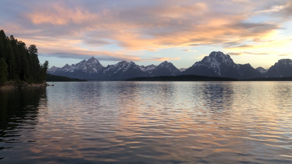 Roadtrip USA – Grand Teton