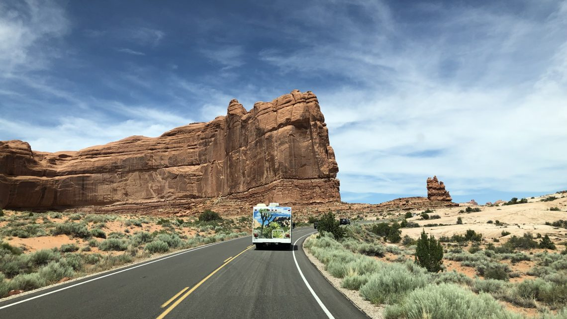 Roadtrip USA – Arches et Canyonland